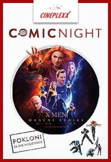COMIC NIGHT X-MEN